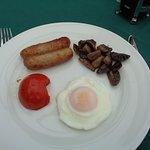 A Scottish Breakfast