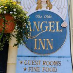 Olde Angel Inn English Pub and rooms to rent!