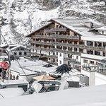 Ski-in & Ski-out im Edelweiss & Gurgl