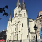 View from Jackson Square