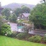View of Loughrigg from room 6