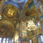 Photo de Cathédrale Saint-Sauveur-sur-le-Sang-Versé de Saint-Pétersbourg
