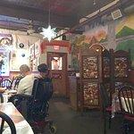 Cafe Azteca interior