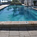 piscina mesmo à porta