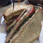 Great Ham sandwich