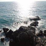 Vrissiana Beach Hotel Foto