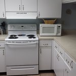 kitchen in unit 1208