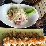 sushi a must