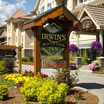 Photo de Irwin's Mountain Inn