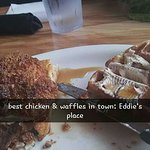 Foto van Eddie's Place Restaurant