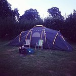 Photo de The Old Vicarage Campsite