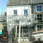 Restoration work started on Stokoe House by the Heritage Lottery. Shop closed for 12 weeks, but