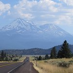 Mt Shasta, north side
