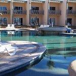 Foto de Estero Beach Hotel & Resort