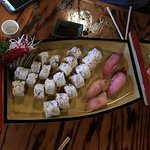 Sushi if good here