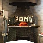 The FAMOUS POMO OVEN!