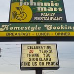 Photo of Johnnie Mars Family Restaraunt