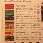 Pinkus Müller Altbierküche Brauereiausschank Foto