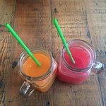 Juice - Carrot Apple/Watermelon