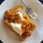 Bake Apple Creme Pastry, fabulous!