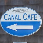 Canal Cafe resmi
