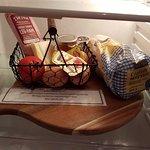 Breakfast basket for 2 nights