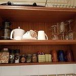 Kitchenette essentials
