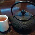 Oolong tea.