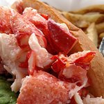 Anna's Water's Edge Lobster Roll