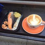 Salmon and Coffee