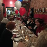Champagne & Caviar Club French Dinner