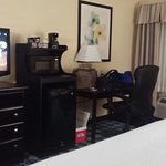 Great rooms that are comfortable and very clean.
