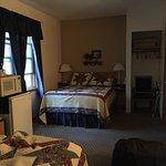 Zdjęcie Crandell Mountain Lodge