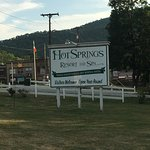 Foto de Hot Springs Resort and Spa