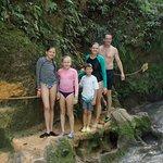 Island Gully Falls Foto
