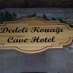Foto de Dedeli Konak Cave Hotel