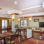 Rodeway Inn 29 Palms Dining Area