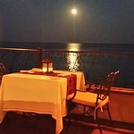 TABLE FOR TWO AND THE MOON