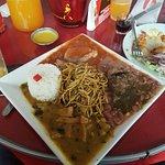 Restaurant El Refugio de Mamaine