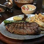 Great steak!