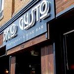 Brio Gusto is on Charlotte Street.