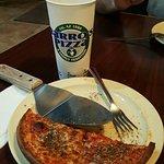 Overdone Pizza