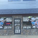 Pete's Pizza & Pasta