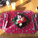 Breakfast course 1