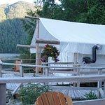 En-Suite Glamping Tent