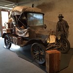 """Grapes of Wrath"" style display in history gallery"