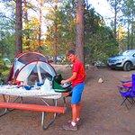 Foto di Sunset Campground
