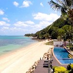 Secluded Beach & Resort Pool