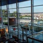 terrazas, zona de cafetería, comedor, piscina..