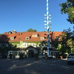 Brauereigasthof Hotel Aying Foto